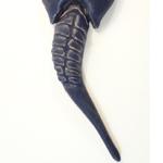Haslssieraad donkerblauw